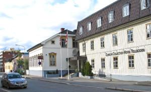 Hotell Tollboden i Drammen.